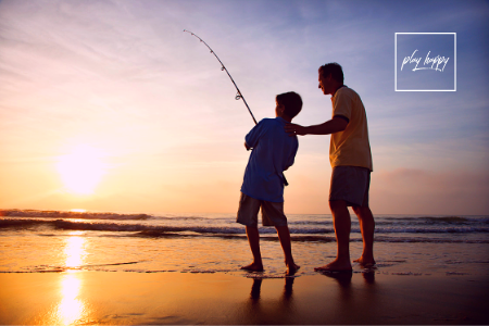 Top tips for fishing with kids