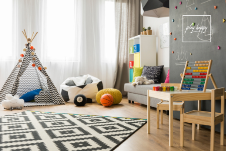How to plan & organise your play room