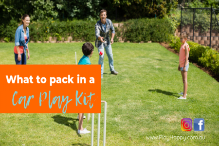 What to pack in a Car Play Kit